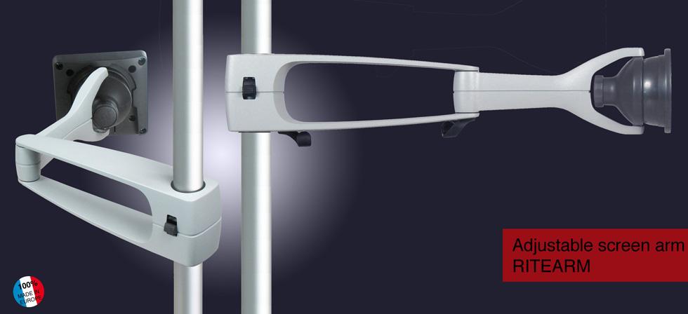 Adjustable-screen-arm-RITEARM